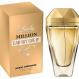 imagen producto Eau My Gold Lady Million Paco Rabanne