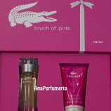 imagen producto Touch of Pink Lacoste