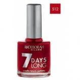 imagen producto DEBORAH 7days Long 512 Esmalte de uñas