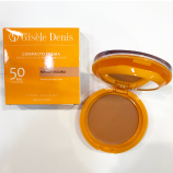 imagen producto GISELE DENIS Crema Compacto SPF50 con Color tono medio-oscuro