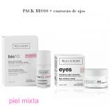 imagen producto BELLA AURORA Bio10 PACK Anti-manchas Piel mixta-grasa